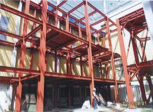 Equipment Steel Structure