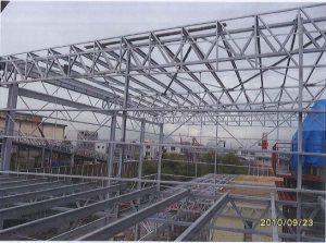 Building Steel Structure