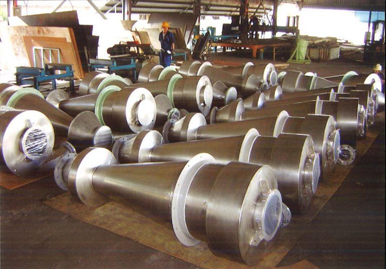 Equipment Fabrication Installation